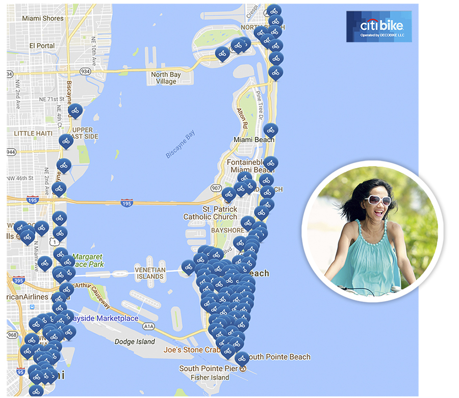 Citi Bike Miami >> Citibike Miami Beach Rising Above