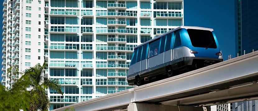 Mdc Transit Miami Beach Rising Above