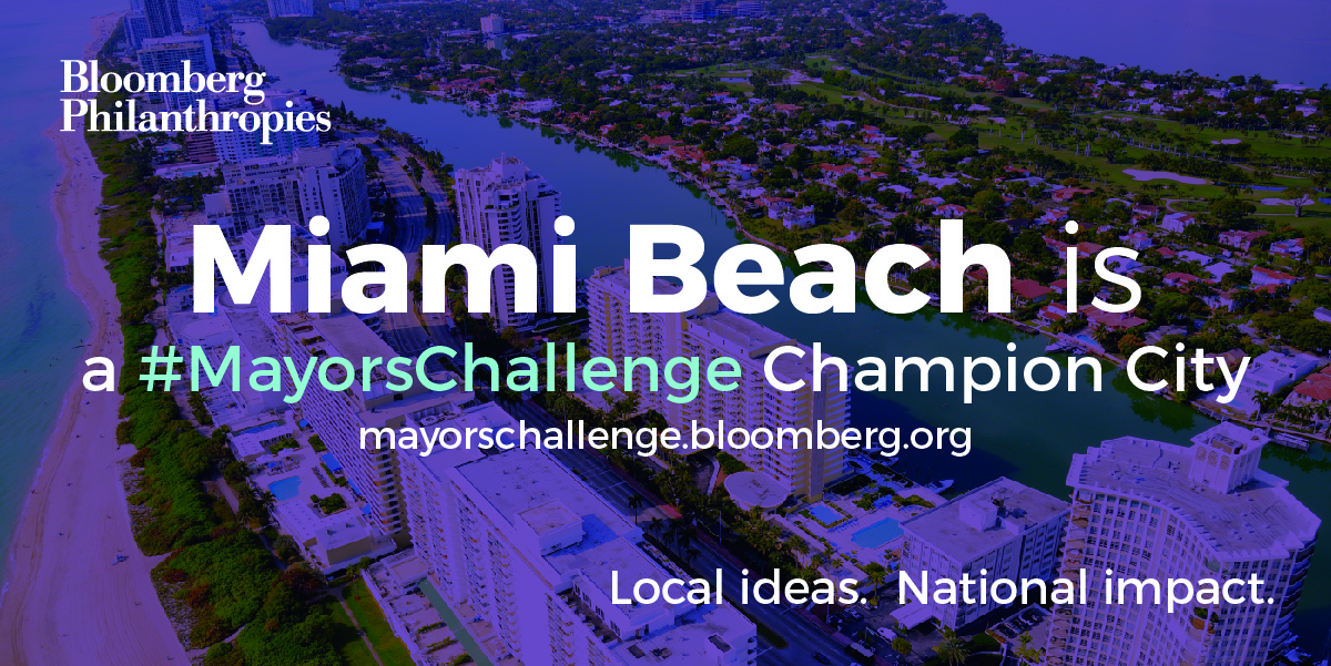 Project Overview Test 1 The City Of Miami Beach